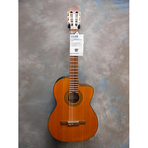 In Store Used EG124C Classical Acoustic Electric Guitar-thumbnail