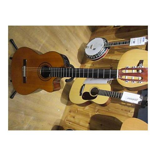 Takamine EG124C Classical Acoustic Electric Guitar-thumbnail