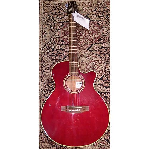 Takamine EG260C Acoustic Electric Guitar-thumbnail
