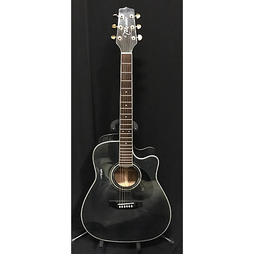 Takamine EG334BC Acoustic Electric Guitar Black