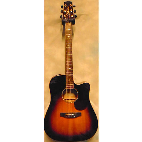 Takamine EG350SC Acoustic Electric Guitar-thumbnail