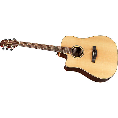 Takamine EG363SC-LH G Left-Handed Dreadnought Acoustic-Electric Guitar