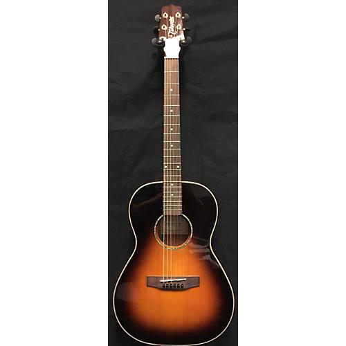 Takamine EG416S New Yorker Acoustic Electric Guitar-thumbnail