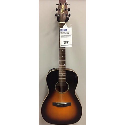 Takamine EG416S New Yorker Acoustic Electric Guitar-thumbnail