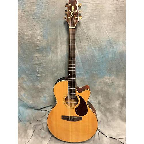 Takamine EG455SC Acoustic Electric Guitar Natural
