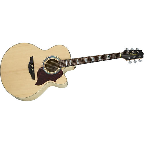 Takamine EG523SC Acoustic-Electric Guitar Natural