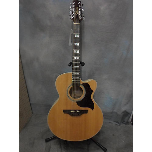Takamine EG523SC12 Natural 12 String Acoustic Electric Guitar