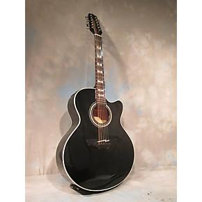 used takamine eg523scb12 12 string acoustic electric guitar guitar center. Black Bedroom Furniture Sets. Home Design Ideas