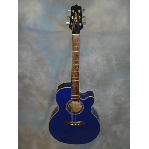 Takamine EG540C Acoustic Electric Guitar-thumbnail