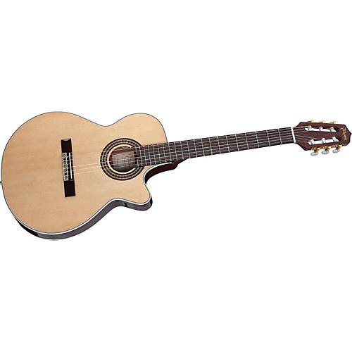 Takamine EG562C FXC Thin Line Acoustic-Electric Nylon String Guitar