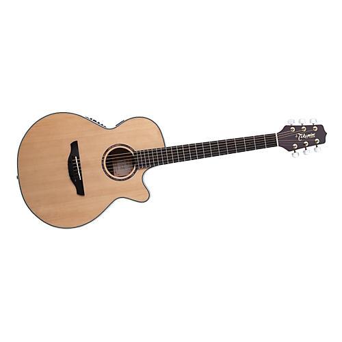 Takamine EG568C FXC Thin Line Acoustic-Electric Guitar