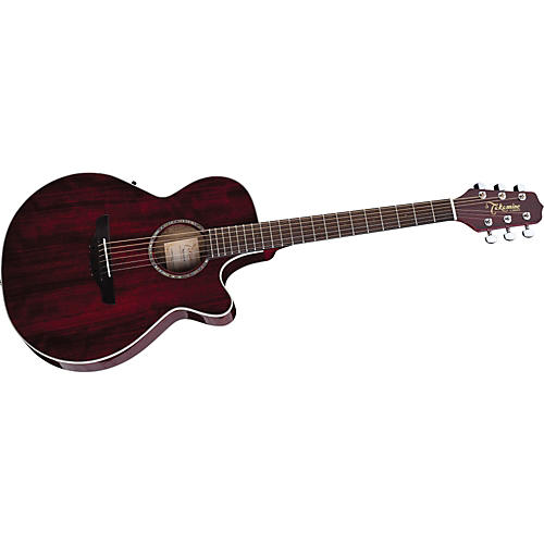Takamine EG569C FXC Thin Line Acoustic-Electric Guitar-thumbnail