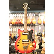 Norma EG761-2HT Hollow Body Electric Guitar