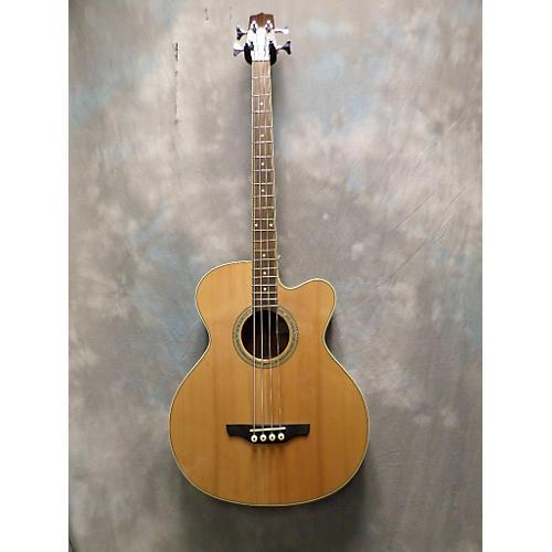 Takamine EGB2S Acoustic Bass Guitar