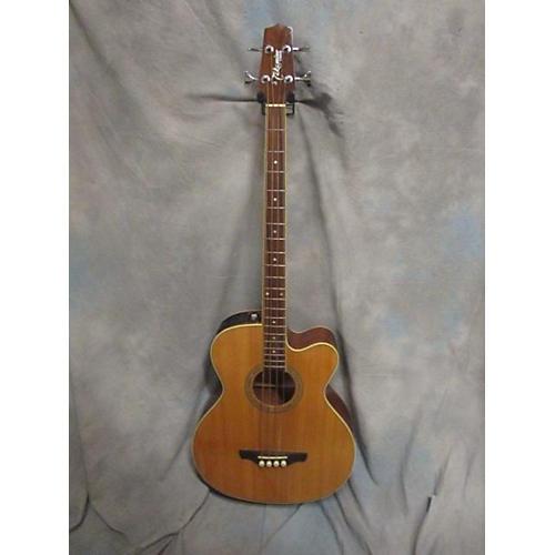 Takamine EGB2S Acoustic Bass Guitar-thumbnail