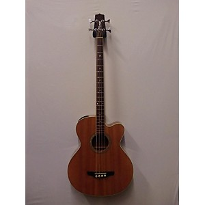 Pre-owned Takamine EGB2S G Series Acoustic Bass Guitar by Takamine