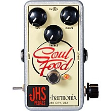 "JHS Pedals EHX Soul Food ""Meat & 3"" Mod Guitar Effects Pedal"