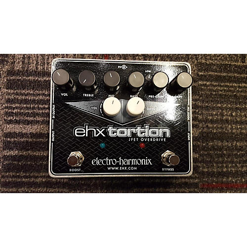 Electro-Harmonix EHXTortion JFET Overdrive Effect Pedal-thumbnail