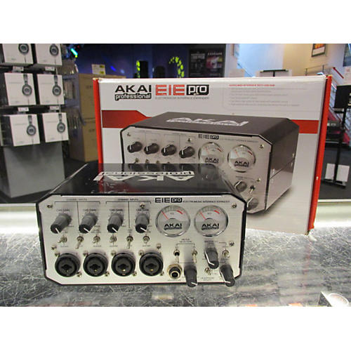Akai Professional EIE PRO Audio Interface-thumbnail