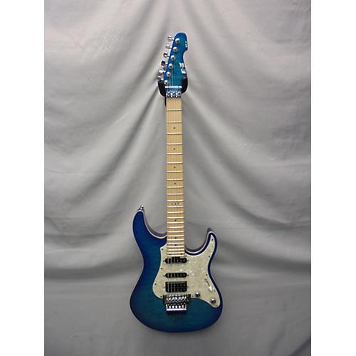 ESP EII St1qm Solid Body Electric Guitar-thumbnail