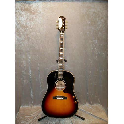 Epiphone EJ-160E John Lennon Acoustic Electric Guitar