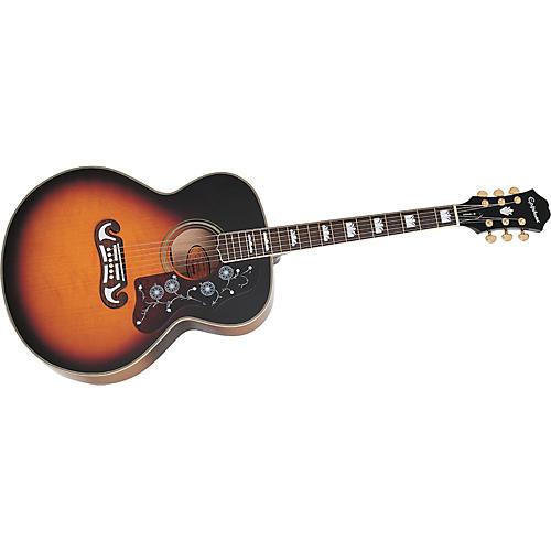 Epiphone EJ-200 Acoustic Guitar-thumbnail