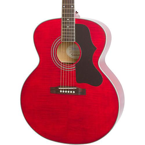 Epiphone EJ-200 Artist Flame Top Acoustic Guitar-thumbnail