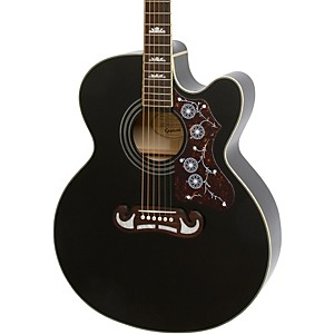 Epiphone EJ-200SCE Acoustic-Electric Guitar by Epiphone