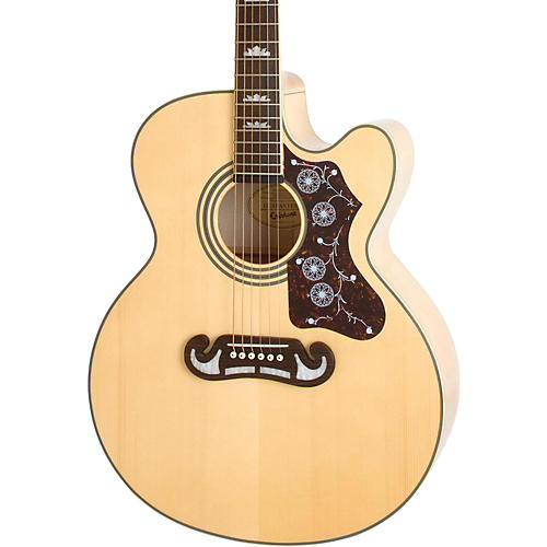 Epiphone EJ-200SCE Acoustic-Electric Guitar-thumbnail