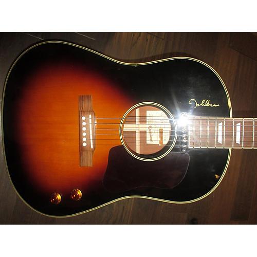 Epiphone EJ160E John Lennon Signature Acoustic Electric Guitar-thumbnail