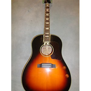 Pre-owned Epiphone EJ160E John Lennon Signature Acoustic Electric Guitar by Epiphone