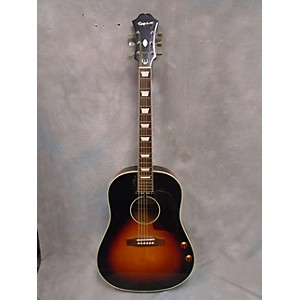 Pre-owned Epiphone EJ160E John Lennon Signature Acoustic Electric Guitar by Epiphone