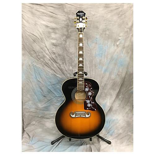 Epiphone EJ200 Acoustic Guitar-thumbnail