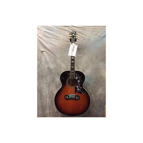 Epiphone EJ200 Artist Acoustic Guitar-thumbnail