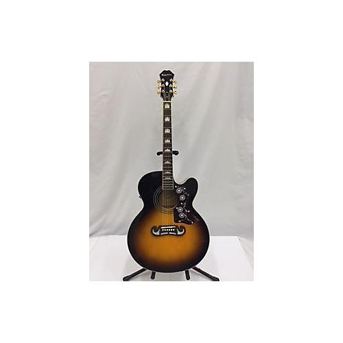 Epiphone EJ200 SCE Acoustic Electric Guitar
