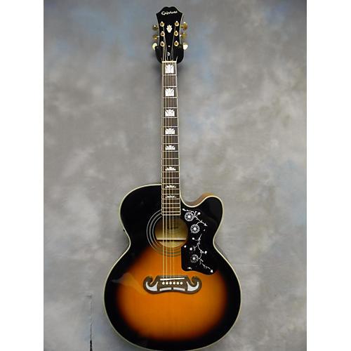 Epiphone EJ200CE Acoustic Electric Guitar-thumbnail