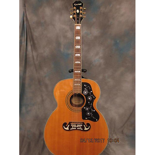 Epiphone EJ300S Acoustic Electric Guitar-thumbnail