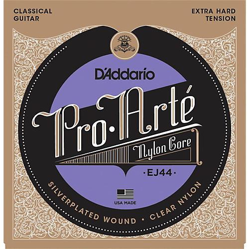 D'Addario EJ44 Pro-Arte SP Extra Hard Classical Guitar Strings Set