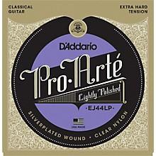 D'Addario EJ44LP Pro-Arte Composites Extra Hard Tension Classical Guitar Strings