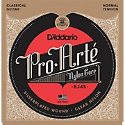 EJ45 Pro-Arte Normal Tension Classical Guitar Strings