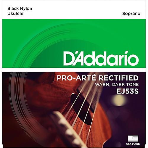 D'Addario EJ53S Pro-Arte Rectified Hawaiian/Concert Ukulele Strings-thumbnail