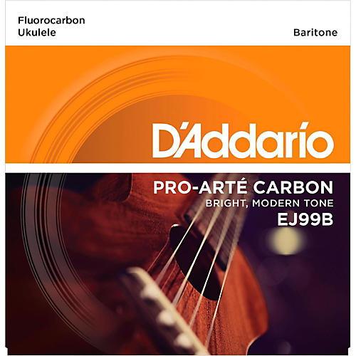 D'Addario EJ99B Pro-Arte Carbon Baritone Ukulele Strings