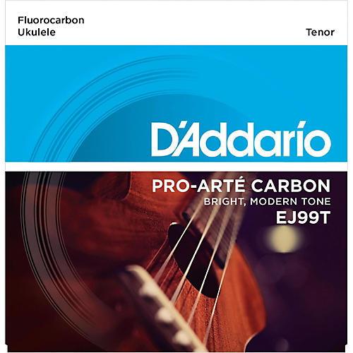 D'Addario EJ99T Pro-Arte Carbon Tenor Ukulele Strings-thumbnail