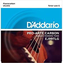 D'Addario EJ99TLG Pro-Arte Carbon Tenor Low G Ukulele Strings
