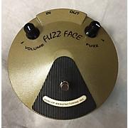 Dunlop EJF1 Eric Johnson Fuzz Face Effect Pedal