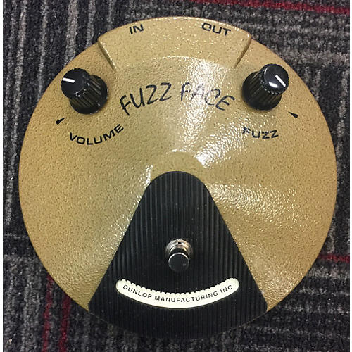 Dunlop EJF1 Eric Johnson Fuzz Face Effect Pedal