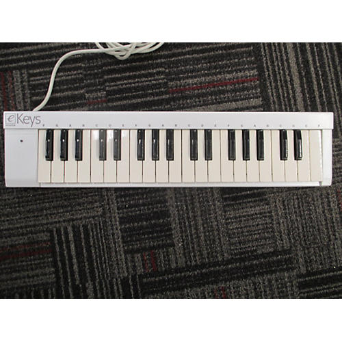 used evolution ekeys midi controller guitar center. Black Bedroom Furniture Sets. Home Design Ideas