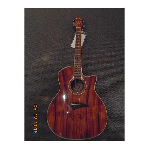 Dean EKOA Acoustic Electric Guitar