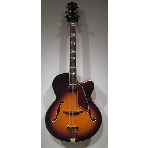 Carlo Robelli EL-500 Hollow Body Electric Guitar