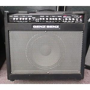 Pre-owned Genz Benz EL DIABLO 60 Tube Guitar Combo Amp